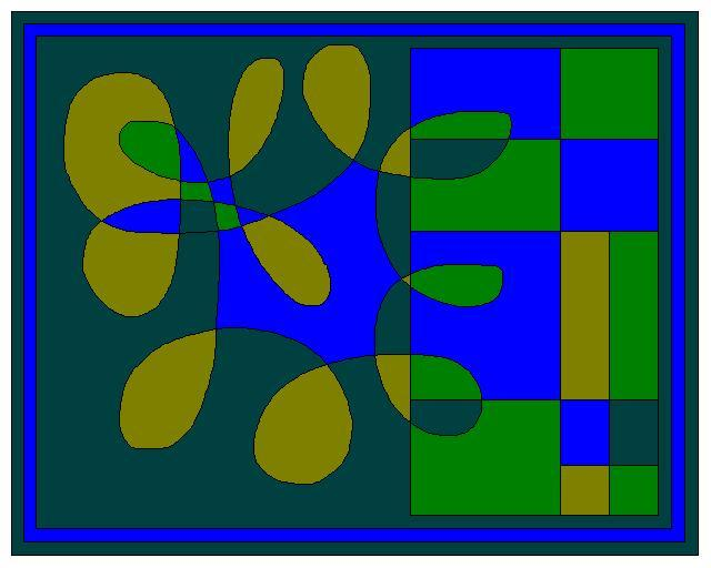 Three To Four Colors Adjacent On The Color Wheel In This Example Blue Green Yellow See 13 12 Below