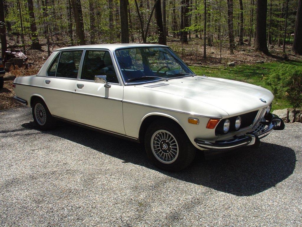 1973 Bmw Bavaria For Sale