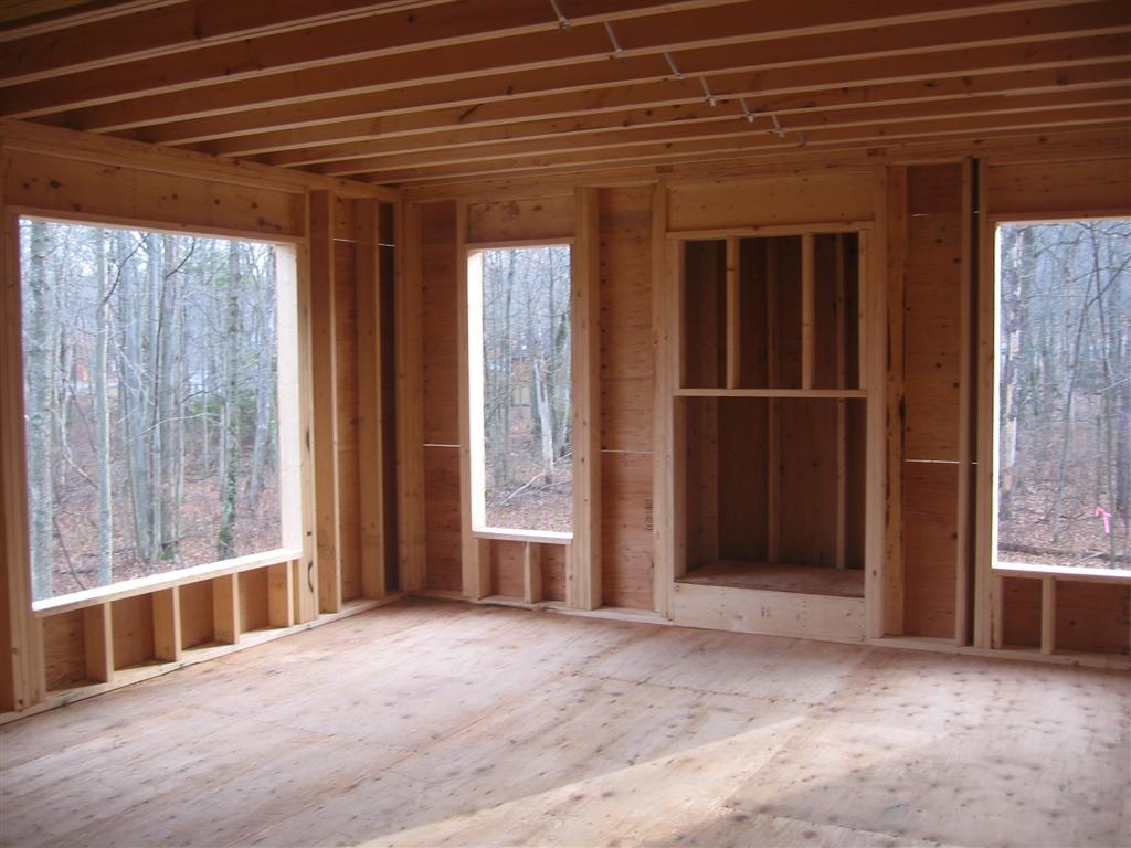 Construccion de la Nueva Casa