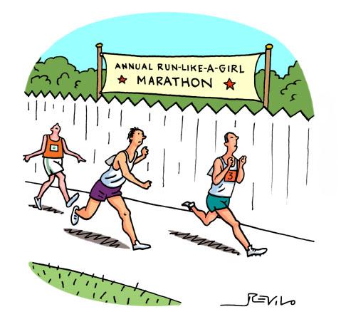 Running Cartoon Marathon Running Cartoon Marathon See