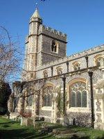 Church at Wooburn
