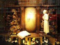 Christmas Carol tableau 3