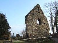 Westhumble chapel ruins