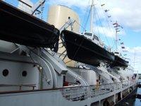 Royal Yacht Britannnia