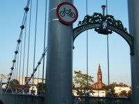 A Dumfries bridge
