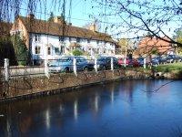 Hedgerley village pond