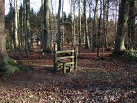 A stile all of its own?