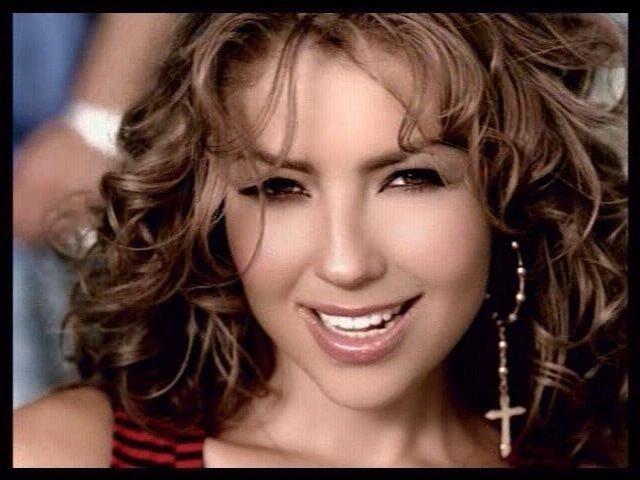 Thalia - I Want You ft Fat Joe videolyrics