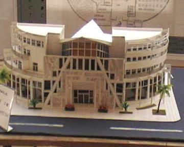 Architecture mostaganem maquette ecole d 39 architecture Ecole architecture