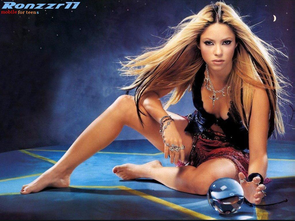 Шакира секси фото
