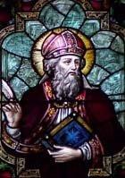 St. Augustine - Patron