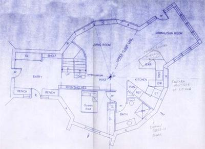 Dome Home  Plan - Main Floor