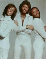 Oh my Gods, it's the BEE GEES!