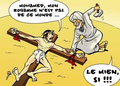 Jesús y Mahoma