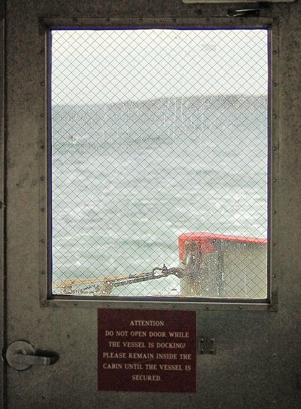 Machigonne Wake, Peaks Island Ferry