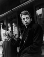 James Dean in New York by Roy Schatt