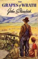 Dust Jacket for The Grapes of Wrath