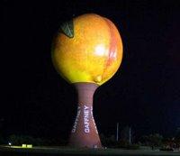 Peach Tower