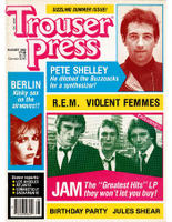 Trouser Press No. 88