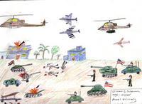 Iraqi Children's Art