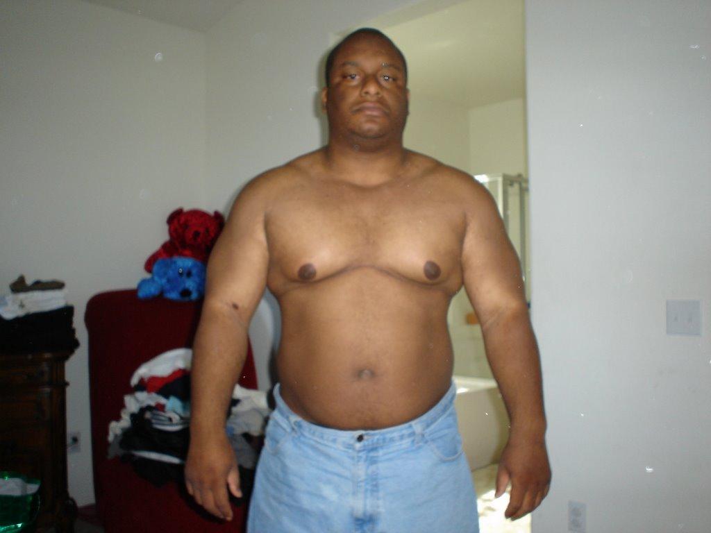 Big Fat Black Man