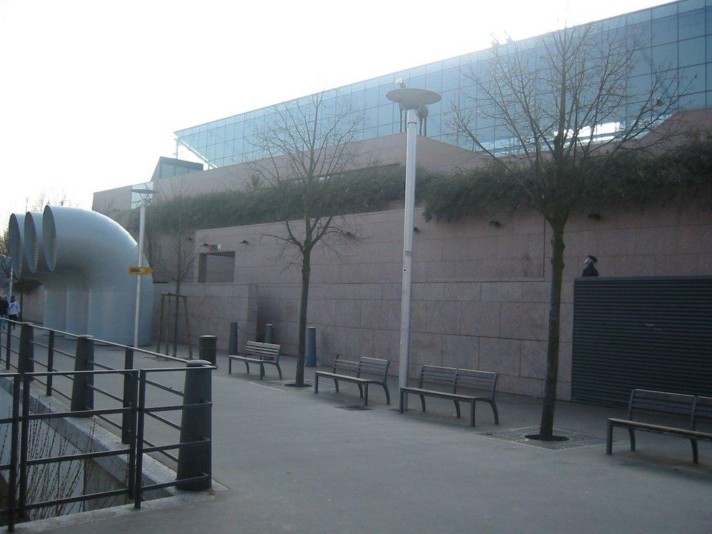 Velosurstras strasbourg mus e d 39 art moderne hangenbieten - Musee art moderne strasbourg ...
