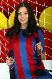 Barcelona CF fan