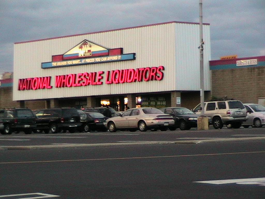 National Wholesale Liquidators Is Interesting Because It Has Filled A  Community Need For A Variety Of Cheap Goods Like Clothing And Packaged Food.