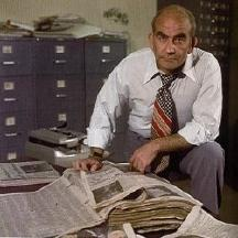 Lou Grant, the bastion of Media Honesty