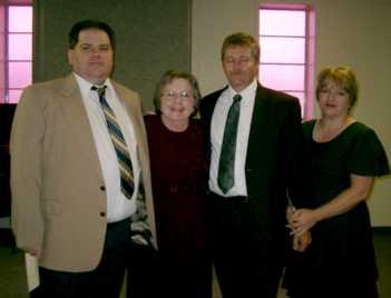 Me, Ann, Rodney, Jeanne