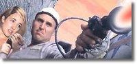 David Ghilardi as Spaceman