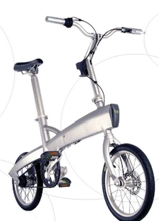 ixi collapsible bike