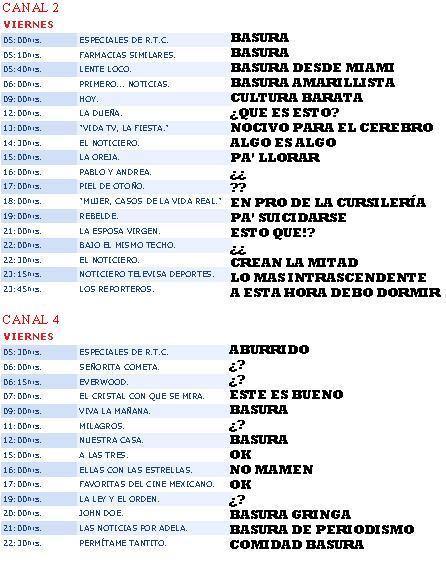 Programacion televisa hoy domingo for Programacion canal cocina hoy