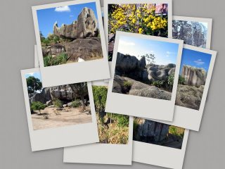 Bom Jardim: Das Pedras Encantadas
