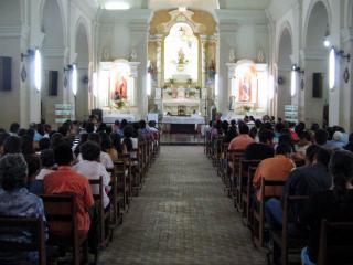 Aniversário do Padre Mariano