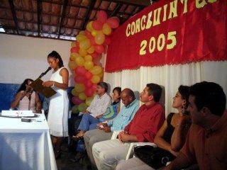Concluintes 2005