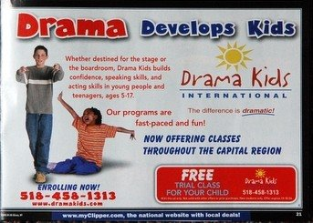 Just in case you don't already have enough drama with your kids.