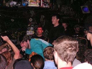 Bane @ CBGB, NYC Sept. 3, 2006