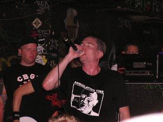 Bold @ CBGB, NYC Sept. 3, 2006