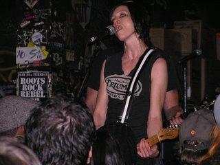 GSX @ CBGB, June 7, 2006