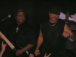 Ice-T & Ernie C @ Knitting Factory, August 5, 2006