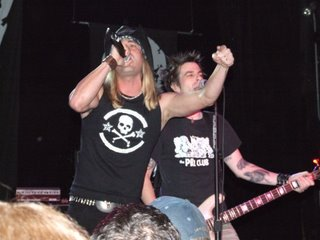 Skid Row @ HRC, NYC Oct. 29, 2006