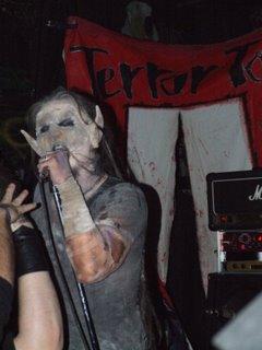 Mortiis Live @ CBGB, NYC 9/20/06
