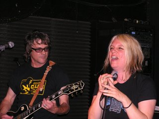 The Avengers, Maxwell's, Hoboken, NJ 9/9/06