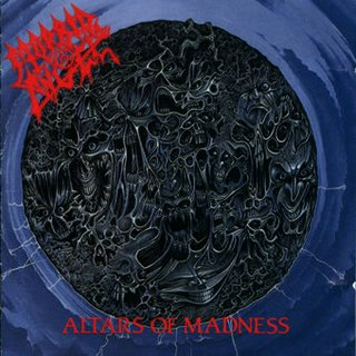 Moribid Angel - Altars of Madness