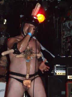 Shat @ CBGB, NYC 9/20/06