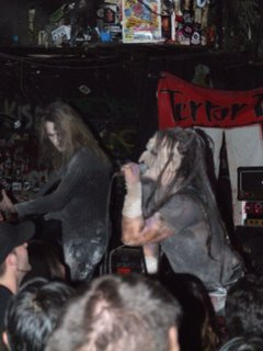 Mortiis Live @ CBGB, Sept. 20, 2006