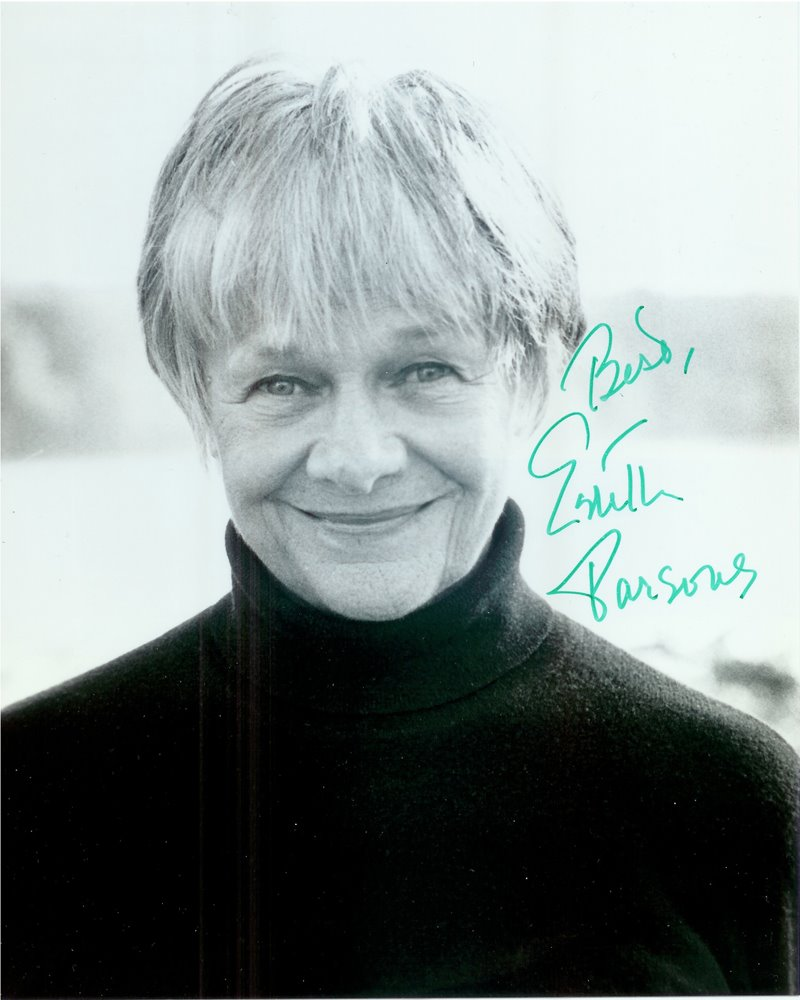 estelle parsons biography
