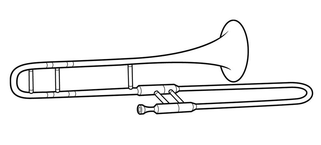 Cartoon Trombone The Gute: Prop ...