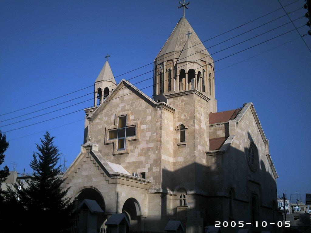 st mary church mariam asdvadzadzin